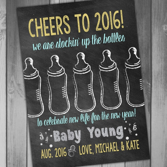new baby announcements