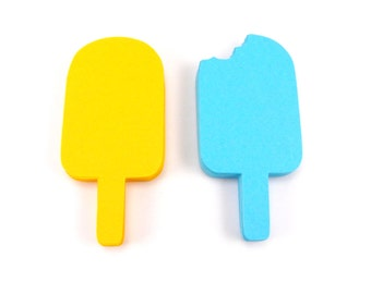 "3"" Popsicle Die Cuts set of 25"