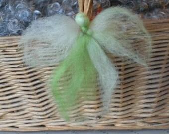 DIY Magic Wool, Diy Gardient Angel, Diy Wool Fairy, Diy Wool Kit, Waldorf Wool Fairy, Waldorf Angel, Angel Ornament DIY, Wool Angel DIY