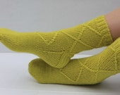 Lemongrass Socks