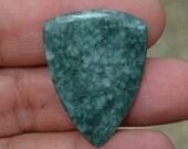 Jade guitar pick Large hand made plectrum NJ7