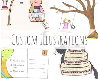 Creative Design, Illustrated Design, Business Design, Custom Art, Customized Art, Fine Art, Design Services, Online Designer, Custom Art