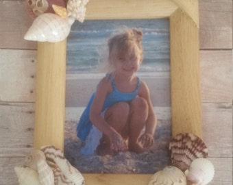 Sea Life ~ Picture Frame