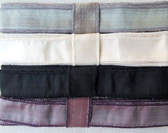 Raw Silk Ribbon, K108
