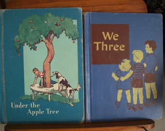 Under the Apple Tree ,  We Three , Books, Childrens Readers
