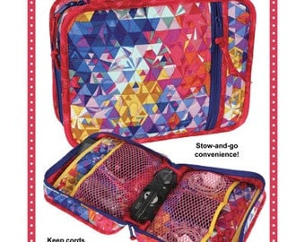 Patterns by Annie - Power Trip - Sewing Pattern - PBA237