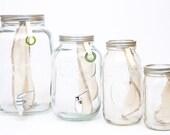 Reusable Organic Cotton DIY ColdBrew kit coffee filter