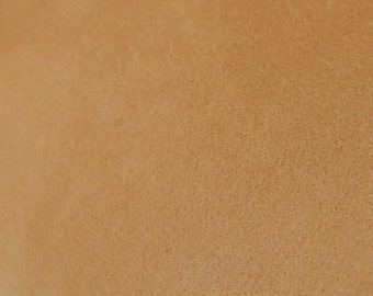 100% Wool Felt Sheet - 8x12 - CAMEL