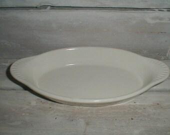 Tuxton Oval Casserole Individual Baking Dish *Heavy Restaurant Ware*
