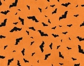 Something Wicked by Stephanie Marrott for Wilmington Prints - Bats - Q1031-84382-899 - 1 Yard