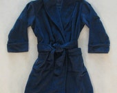 Polar Express Velour Robe in Children's Size and Color Choices