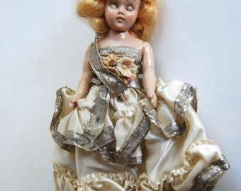 Vintage Fashion Doll