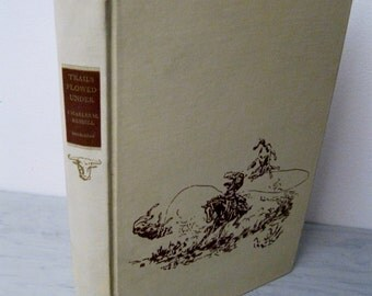 Vintage Short Stories - Trails Plowed Under: Stories Of The Old West - 1951 - Coboys and Indians - Illustrated