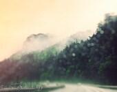 Oregon Photograph | Columbia River Gorge | Hood River | Mt. Hood | Dreamy Pastels | Travel Photograph | Bokeh Photo