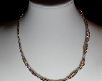 Copper Colored Necklace