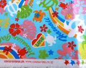 Cosmo Textile Company Japan Hawaiian Fabric