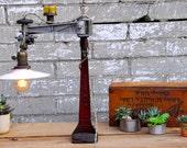 Reclaimed Articulating Desk Lamp