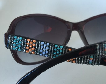 Beaded Sunglasses - Native American Made