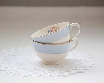 Shabby Chic Tea Cups