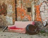 Urban Livingroom Art Phot...
