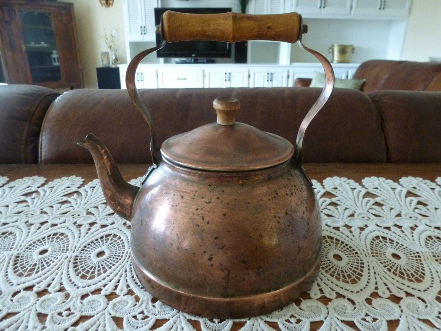 Vintage Copper Teapot Rustic Decorative Tea Kettle Home. Room Divider Curtain Track. Graduation Party Decorations Ideas. Cheap Rooms In Ocean City Md. Room Dividers Screens. Chalkboard Decorations. Decorative Return Air Vent Cover. Pom Poms Decorations. Decorative Wall Medallions