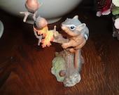 LENOX Autumn Adventure Eastern Chipmunk 1991