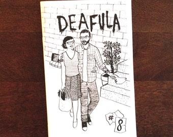 Deafula zine issue 8