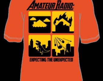 Amateur Radio-Expecting The Unexpected