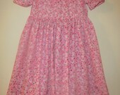 NEW Modest Mennonite-style Girls  Dress, Size 2-4