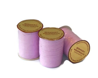 Paper Raffia, Berwick Wraphia ll, Lavender