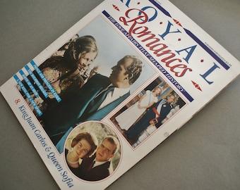 King Juan Carlos & Queen Sofia Royal Romances Magazine No.8