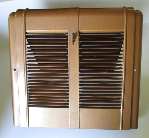 Art Deco Wall Heating Vent Cover