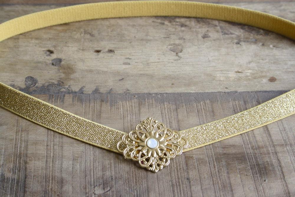 Gold wedding belt bridal gold belt wedding dress belt for Gold belt for wedding dress