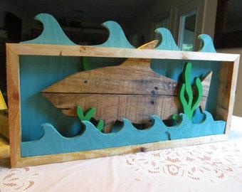Shark Tank Pallet Style