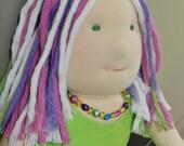 Waldorf Doll Ready to Ship! 18 inch Waldorf Doll