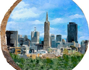 San Francisco Skyline - DSS002