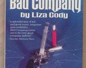 Bad Company by Liza Cody 1984 Vintage Book, Collectible Paperback, Collectible Book, Vintage Paperback, 1980s Mystery