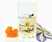 Aluminum Free Deodorant - Natural Love Spell Neem Deodorant Tube Neem - Homemade Coconut Deodorant