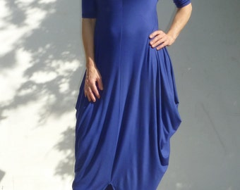 goddess dress with 3/4 sleeve