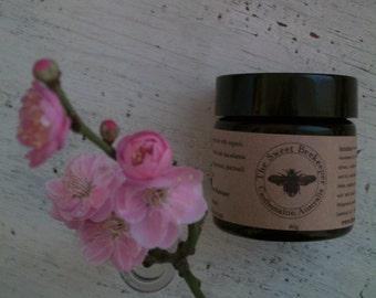 Geranium, Patchouli and Orange Organic Shea Hand and Body Cream