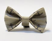 Doggie Bow Tie Nautical