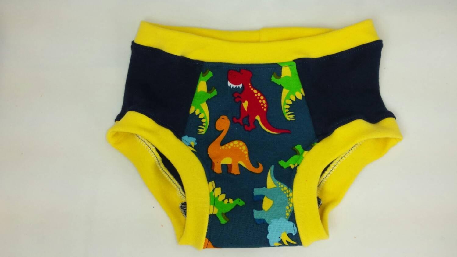 Dinosaur II Anibums Knit Underwear by MommyMagicShop on Etsy