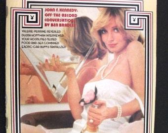 Playboy Magazine April 1975