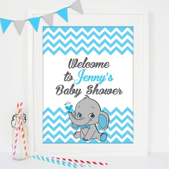 Description. ELEPHANT BABY SHOWER ...