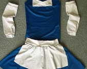 READY TO SHIP town girl Running Costume