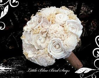 Sola flower bouquet, wedding bouquet, bridal bouquet, sola flower bouquet, keepsake flowers, rustic wedding,rustic bridal bouquet