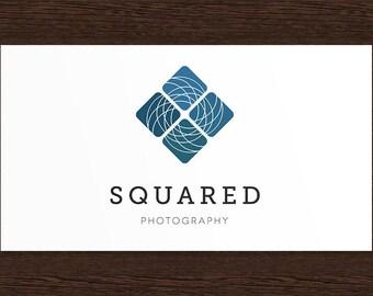 Premade Logo Template - Photography Studio Logo - Premade Business Logo - PSD - L204