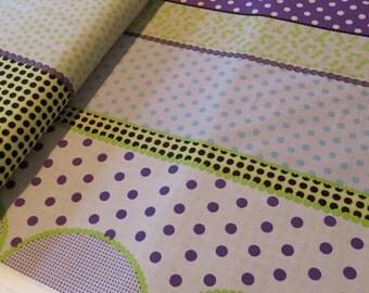Multi Stripe in Color B by Yoko Okamota for Yuwa of Japan