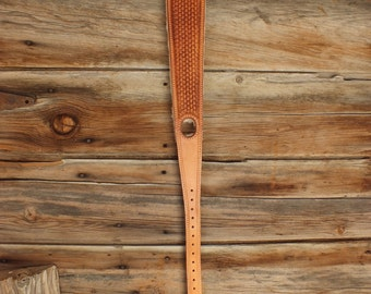 Gun Rifle Sling Leather & Wool