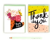 A Grateful Year 12-Pack Stationery Set